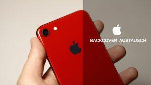 iPhone gehäuse wechseln
